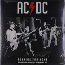 AC/DC: Running For Home (Limited-Edition) (Yellow Transparent Vinyl), 2 LPs