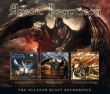 Mystic Prophecy: The Nuclear Blast Recordings, 3 CDs
