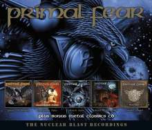 Primal Fear: The Nuclear Blast Recordings, 6 CDs