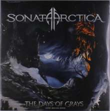 Sonata Arctica: The Days Of Grace (180g) (Limited Edition), 2 LPs