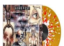 Gorefest: La Muerte (Orange/White/Red Splatter Vinyl), 2 LPs
