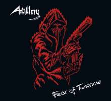Artillery: Fear Of Tomorrow, CD