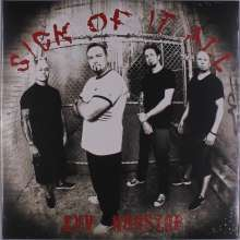Sick Of It All: XXV Nonstop (Red Vinyl), LP