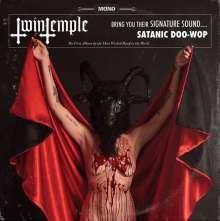 Twin Temple: Twin Temple, CD
