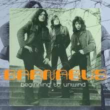 Barnabus: Beginning To Unwind, CD
