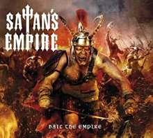 Satan's Empire: Hail The Empire, CD