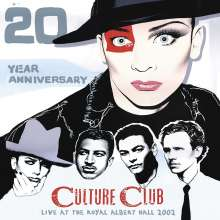 Culture Club: Live At The Royal Albert Hall 2002, 2 LPs