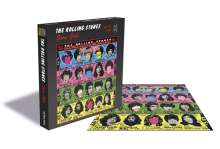 The Rolling Stones: Some Girls (500 Piece Puzzle), Merchandise