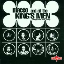 Maceo & All The King's Men: Doing Their Own Thing, CD
