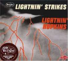 Sam Lightnin' Hopkins: Lightning Strikes, CD