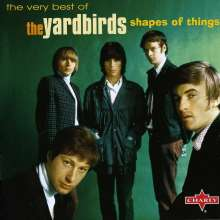 The Yardbirds: Shapes Of Things - The Best Of, CD