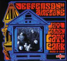 Jefferson Airplane: At Golden Gate Park, CD