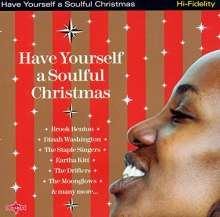 Have Yourself A Soulful Christmas, CD