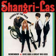 The Shangri-Las: Leader Of The Pack (remastered) (180g), LP