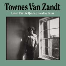 Townes Van Zandt: Live At The Old Quarter, Houston, Texas, 2 LPs