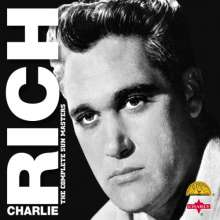 Charlie Rich: The Complete Sun Masters (Box-Set), 3 CDs
