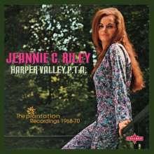 Jeannie C. Riley: Harper Valley P.T.A. (Jewelcase), 2 CDs