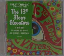 The 13th Floor Elevators: The Psychedelic Sounds Of The 13th Floor Elevators, 2 CDs