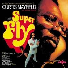Curtis Mayfield: Filmmusik: Superfly (180g) (Special-Edition), 2 LPs und 2 CDs