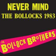 Bollock Brothers: Never Mind The Bollocks 1983 (remastered) (180g) (Limited-Edition) (Neon Pink Vinyl), LP