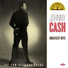Johnny Cash: Greatest Hits (Limited-Edition), LP