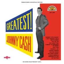 Johnny Cash: Greatest! (180g), LP