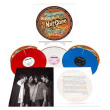 Small Faces: Ogdens' Nut Gone Flake (remastered) (180g) (50th-Anniversary-Limited-Edition) (Red & White & Blue Vinyl), 3 LPs