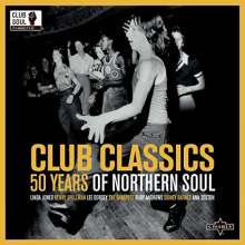 Club Classics: 50 Years Of Northern Soul, 2 LPs