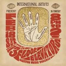 The 13th Floor Elevators: Live Evolution Lost: In Concert 1967, 2 CDs