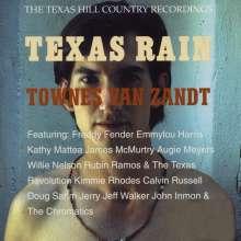 Townes Van Zandt: Texas Rain (2015 Remastered Expanded Edition), CD