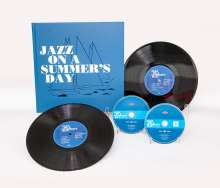 Filmmusik: Jazz On A Summer's Day (60th-Anniversary-Deluxe-Edition) (Limited-Edition), CD