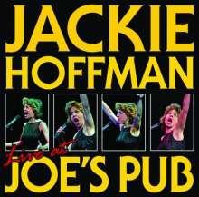Jackie Hoffman: At Joe's Pub, CD