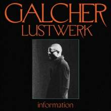 Galcher Lustwerk: Information (Limited Edition) (Blue Smoke Vinyl), LP