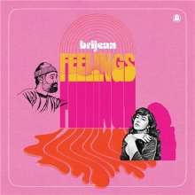 Brijean: Feelings, CD