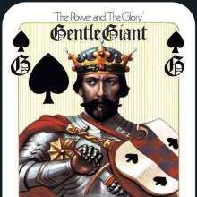 Gentle Giant: The Power And The Glory (5.1 & 2.0 Steven Wilson Mix) (CD + Blu-ray), 2 CDs