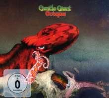 Gentle Giant: Octopus (5.1 & 2.0 Steven Wilson Mix), CD