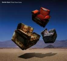 Gentle Giant: Three Piece Suite (5.1 & 2.0 Steven Wilson Mix), CD