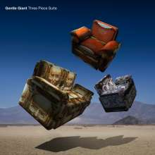Gentle Giant: Three Piece Suite (Steven Wilson Mix) (180g), 2 LPs