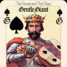 Gentle Giant: Power & The Glory (Remastered), CD