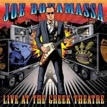 Joe Bonamassa: Live At The Greek Theatre (180g), 4 LPs