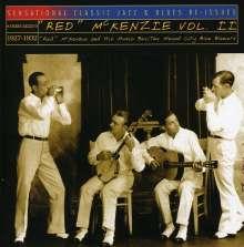 Red Mckenzie: Volume 2, CD