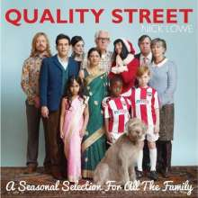 Nick Lowe: Quality Street - A Seasonal Selection For All The Family (180g) (Limited Edition) (45 RPM), LP