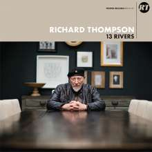 Richard Thompson: 13 Rivers, 2 LPs