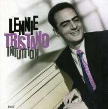 Lennie Tristano (1919-1978): Intuition, 4 CDs