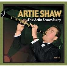 Artie Shaw (1910-2004): The Artie Shaw Story, 4 CDs