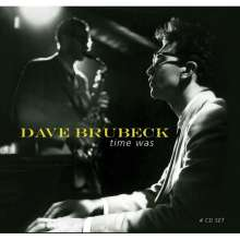 Dave Brubeck (1920-2012): Time Was, 4 CDs