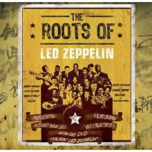 The Roots Of Led Zeppelin, 4 CDs
