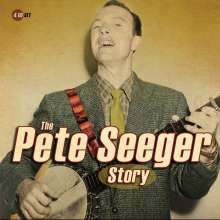 Pete Seeger: The Pete Seeger Story, 4 CDs