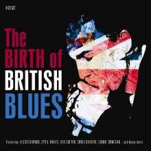 The Birth Of British Blues, 4 CDs