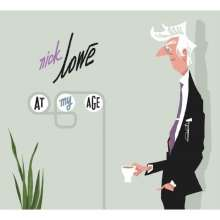 Nick Lowe: At My Age, CD